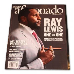 Cigar Aficionado - September/October 2016